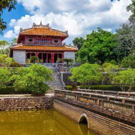 Minh Mang Emperor Tomb