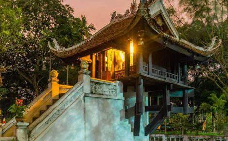 Vietnã e Camboja Essenciais com guia em português.
