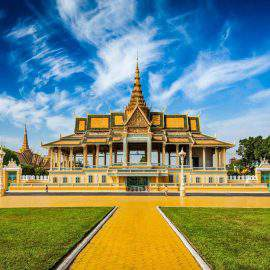 Royal Palace-Phnom Penh