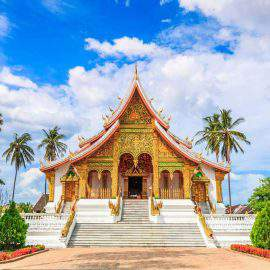 The Royal Palace Museum-laos