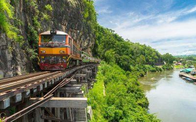 Excursión de un día al río Kwai con guía en español