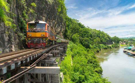 Recorriendo Tailandia