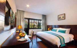 Lotus Blanc Resort Deluxe Room2