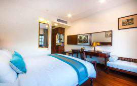 Lotus Blanc Resort Superior Room