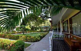 Bagan Thande Hotel DLX garden view2