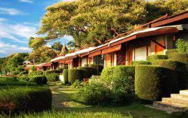 Bagan Thande Hotel DLX river view