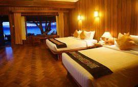 Bagan Thande Hotel DLX river view2