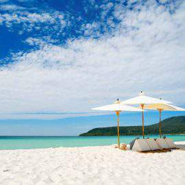 Koh Ouen Island private beach