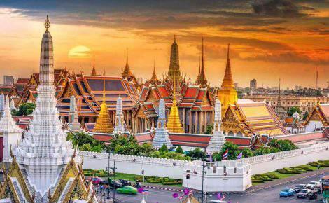 Excursão de um dia em Bangkok com guia falante de português