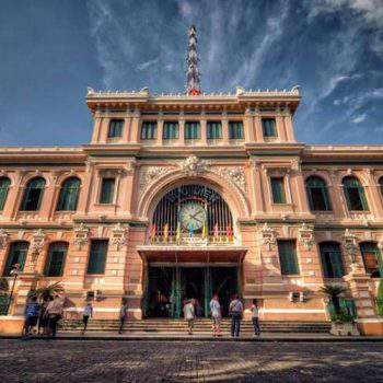 Old Saigon Post Office