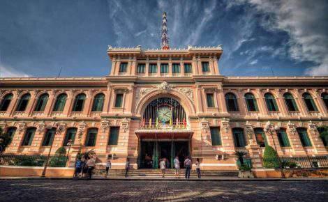 Excursão de um dia na cidade de Ho Chi Minh e túneis Cu Chi com guia falante de português do porto de Phu My