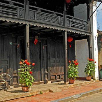 Antiga Casa Phung Hung