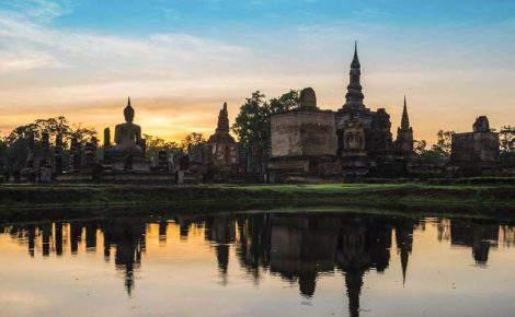 Tailandia historia y paisajes