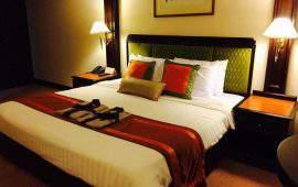 Topland Hotel superior room