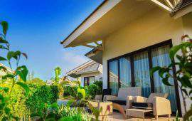 The Shells Resort & Spa Phu Quoc Luxury Villa Garden View