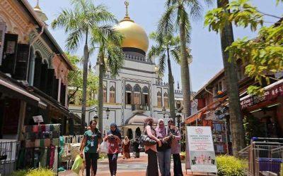 Excursión por la costa con guía en español en privado desde Singapore Cruise Terminal