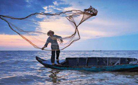 Recorriendo Laos y Vietnam.