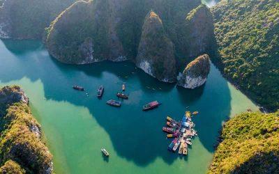 Dicas para escolher um bom cruzeiro na Baía de Ha Long