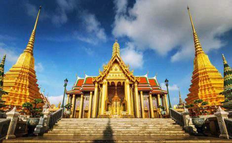 Tailândia, Camboja e Vietnã