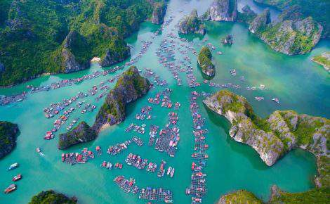 Maravillosos patrimonios culturales y naturales de Vietnam