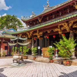 templo de thian hock keng