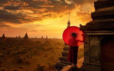 Myanmar al completo en grupo con guía de habla inglesa - 7 días.