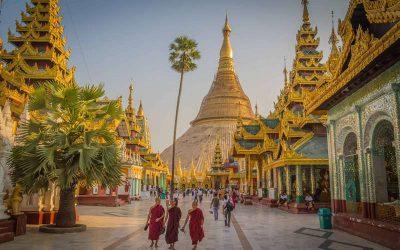 Viaje a Myanmar y Tailandia - 14 días.