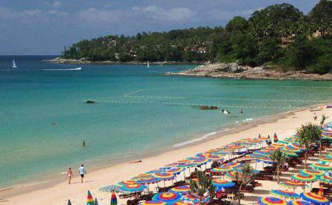 Recorriendo Tailandia y Phuket.
