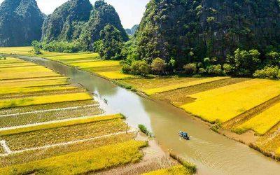Excursões em Português para Vietnam e Camboja