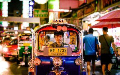 Excursão de cruzeiros de um dia a Bangkok a partir do porto de Laem Chabang com guia privado em português