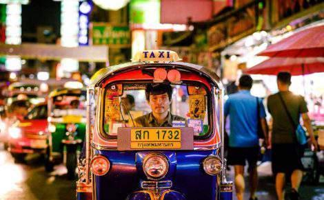 Vietnã, Camboja, Tailândia em 20 dias.