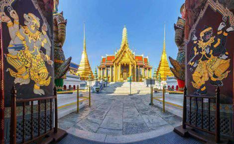 12 días Bangkok, Chiang Mai y Krabi en semi privado.