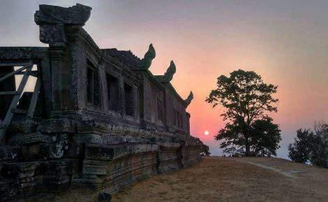 Los impresionantes patrimonios de la humanidad de Camboya