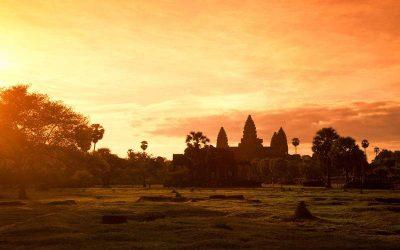Excursão de um dia com nascer do sol em Angkor com guia falante de português