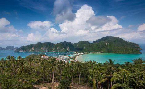 Viaje de 17 días a Tailandia, Phuket y Koh Phi Phi.