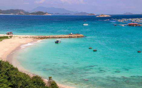 Viaje a Vietnam y Camboya y playas de Nha Trang en 19 días.