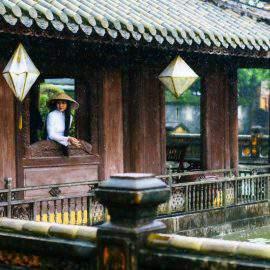 rain in Hue