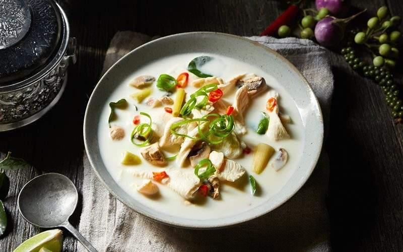 Mejores platos tailandeses para visitantes