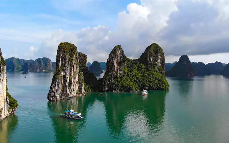 Principais pontos turísticos do Vietnã