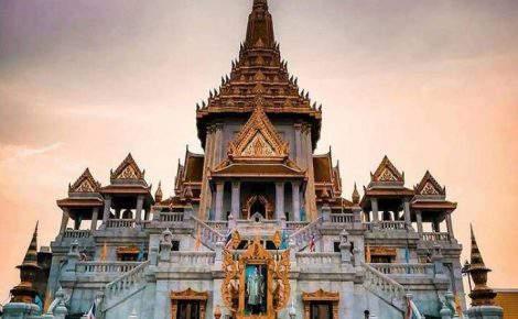 Viaje a los encantos de Laos, Camboya y Tailandia - 13 días.