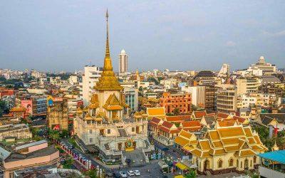Palacio Real y los templos más sagrados de Bangkok  en español