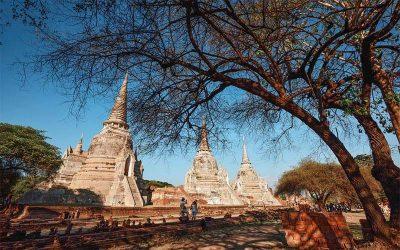 Excursión de un día a Ayutthaya en español