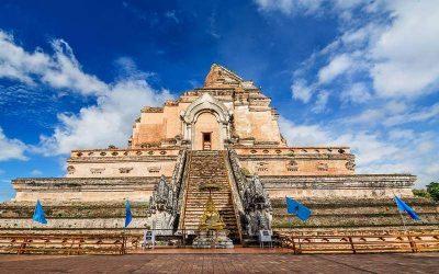 Los mejores templos de la ciudad de Chiang Mai con guía en español