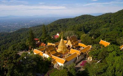 Los mejores templos de la ciudad de Chiang Mai & Doi Suthep con guía en español