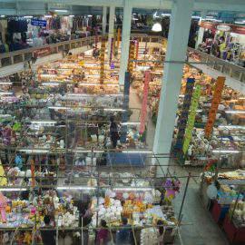 Talat Warorod market