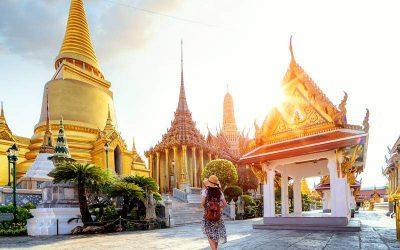 Excursão de um dia em Bangkok com guia falante de espanhol