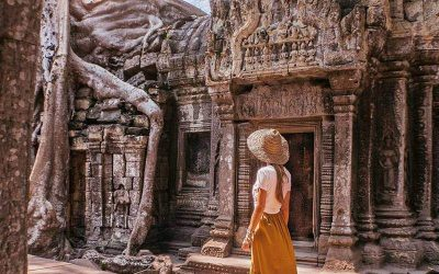 Roteiro de 15 dias Tailândia, Camboja e Vietnã em privado
