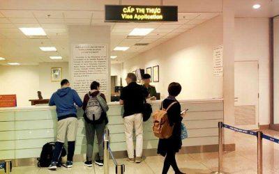 Guía para latinos sobre el procesamiento de visados al llegar al aeropuerto de Hanoi y Ho Chi Minh