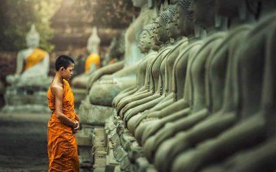 Excursão de um dia em Ayutthaya com guia falante de português